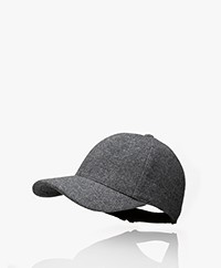 Varsity Headwear Cashmere-Merino Pet - Granite Grey