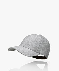 Varsity Headwear Cashmere-Merino Cap - Clay Grey
