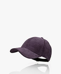 Varsity Headwear Cotton Corduroy Cap - Royal Violet