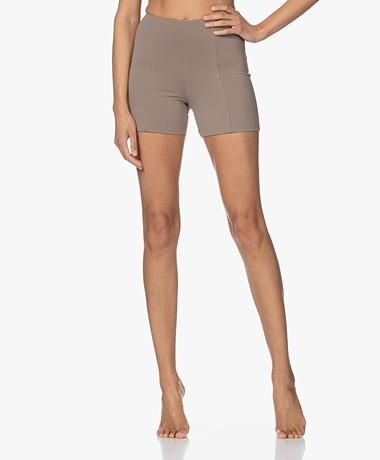 Norba Lounge Sports Shorts - Mocca