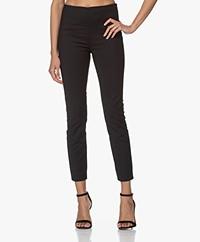 Filippa K Mila Slim-fit Pantalon - Zwart