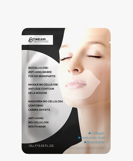 Timeless Truth Mask Bio Cellulose Moisturizing Mouth Mask