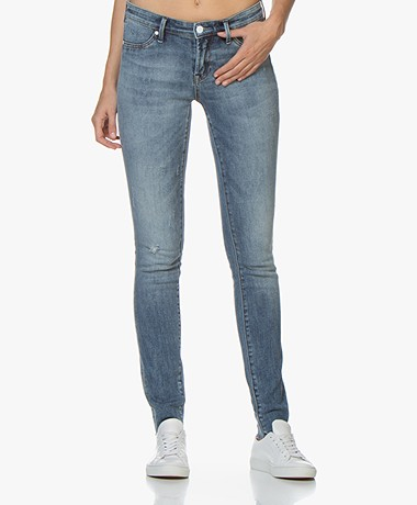 Denham Spray Britney Super Tight Fit Jeans - Blue