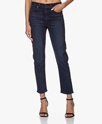 Rag & Bone Nina High-Rise Ankle Cigarette Jeans - Bayview