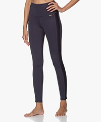 Deblon Sports Kate Ziggy Sports Leggings - Navy