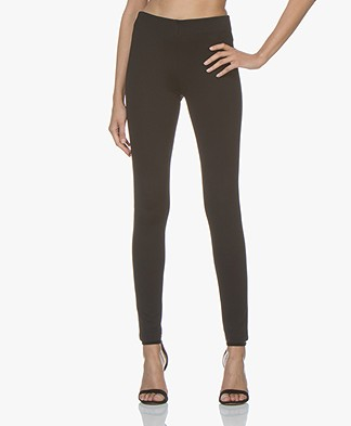 Joseph Nitros Super Stretch Leggings - Black