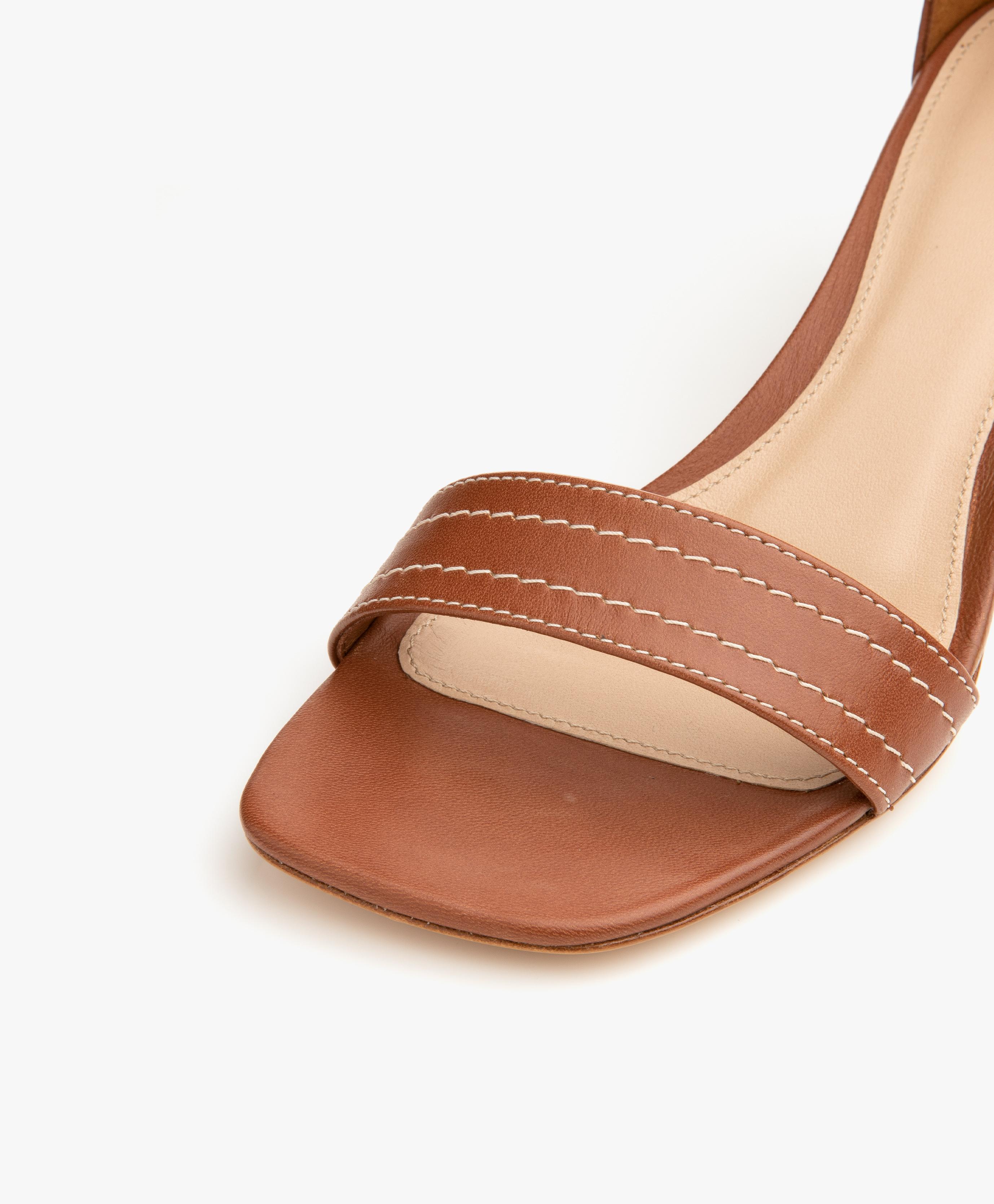 Amber K Filippa Mid Heel Sandals Belinda 26109 8403 dxBCoe