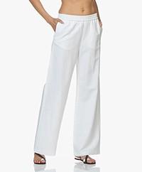 Filippa K  Phoebe Linen Pants - White