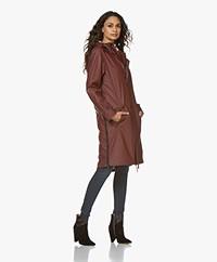 Maium 2-in-1 Rain Coat - Wine Red