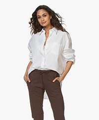 Filippa K Sammy Pure Cotton Shirt - White