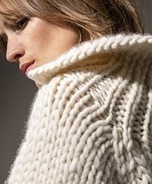 Marie-Stella-Maris X I Love Mr Mittens Travel Knitwear Mist - No.97 Eau de Lavande