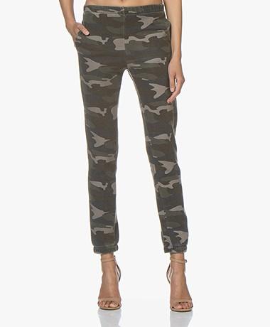 Ragdoll LA Vintage Camo Sweatpants - Army