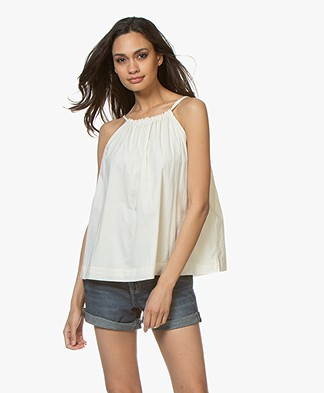 Filippa K Ashbury Strap Top - Butter