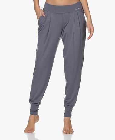 Calvin Klein Modal Pyjamabroek - Chrome