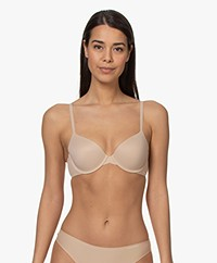 Calvin Klein Perfectly Fit T-shirt Bra - Bare