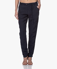 Josephine & Co Bibian Linen Pants - Navy