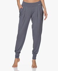 Calvin Klein Modal Pyjamabroek - Chrome