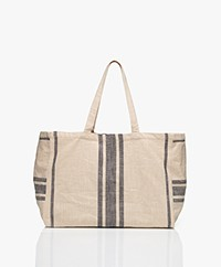 indi & cold Cotton Shopper - Tapioca