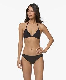 Filippa K Soft Sport Triangle Bikinitop - Navy