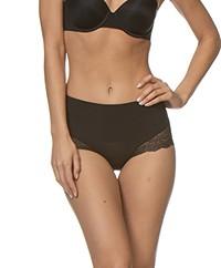 SPANX® Undie-tectable Lace Hi-Hipster - Black