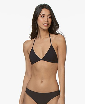 Filippa K Sport Sport Triangle Bikini Top - Navy