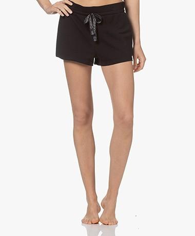 Calvin Klein Reconsidered Comfort Shorts - Black