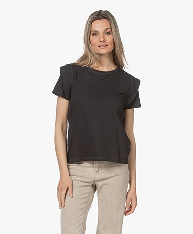 MKT Studio Twinky Organic Cotton T-shirt - Black