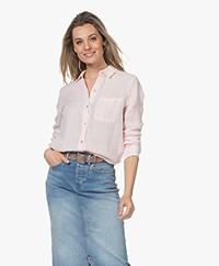 Rails Ellis Cotton Muslin Shirt - Petal