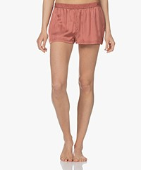 Love Stories Brad Viscose Shorts - Canyon Rose