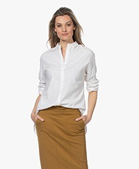 Josephine & Co Lydian Linen Shirt - White