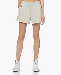 Rails Jane French Terry Raw Sweatshort - Pumice