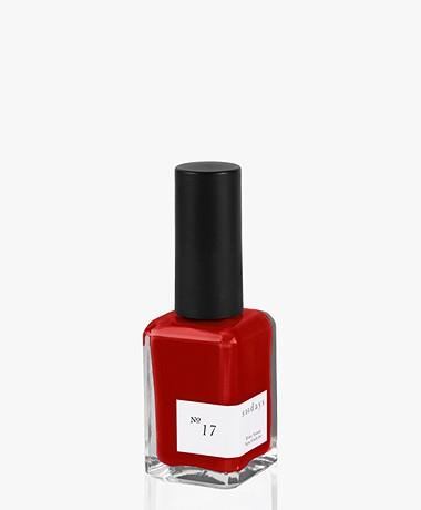 Sundays Opaque Nr. 17 Nail Polish - Deep Red