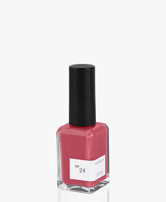 Sundays Opaque Nr. 24 Nagellak - Pink Berry