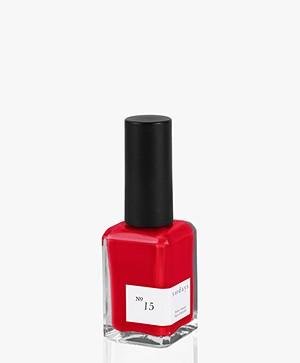 Sundays Opaque Nr. 15 Nail Polish - Classic Red