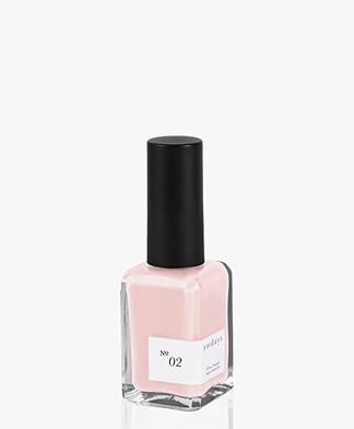 Sundays Opaque Nr. 02 Nagellak - Semi-opaque Roze