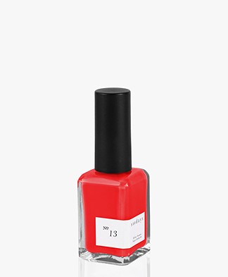 Sundays Opaque Nr. 13 Nail Polish - Cherry Orange