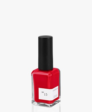 Sundays Opaque Nr. 15 Nail Polish - Classic Red