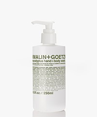 MALIN+GOETZ Eucalyptus Hand + Body Wash - 250ml