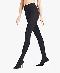 FALKE Soft Merino Tights - Black