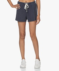 James Perse Katoenen French Terry Shorts - Dee