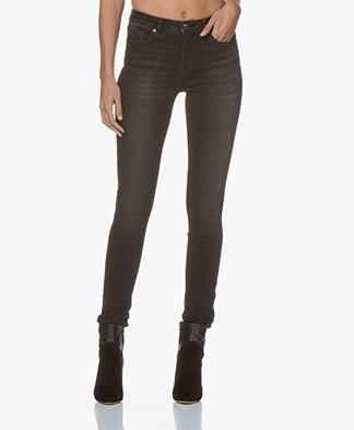 ba&sh Aimi Skinny Jeans - Blackstone