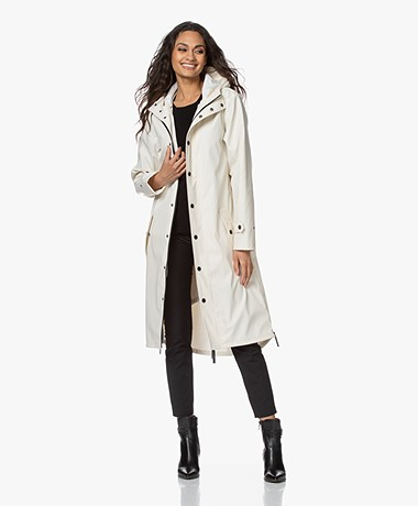 Maium 2-in-1 Rain Coat - Off-white