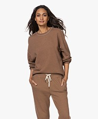 Rails Reeves French Terry Sweatshirt - Toffee