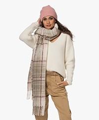 American Vintage East Wool Blend Beanie - Tenderness Melange