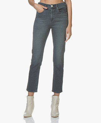Rag & Bone Ankle Cigarette Jeans - Clean Alec