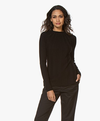 Filippa K Ruby Sweater - Zwart