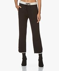 Rag & Bone Coast Modalmix Sweatpants - Zwart