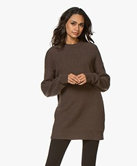 Filippa K Rebecca Rib Sweater - Dark Oak