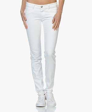 Closed Pedal Star Skinny Jeans - Wit