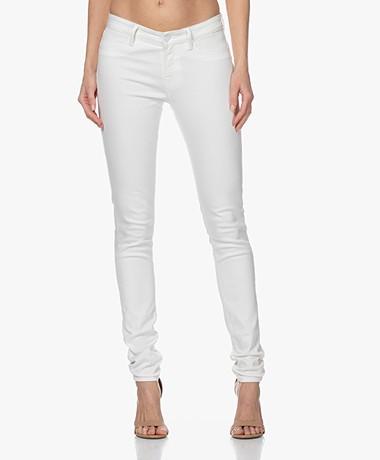 Denham Spray Super Tight Fit Jeans - Off-white